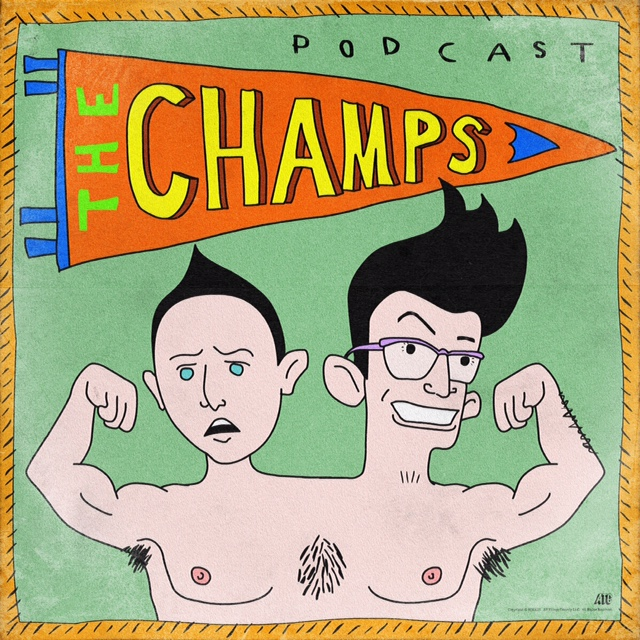 The Champs with Neal Brennan + Moshe Kasher